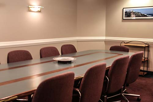 meeting rooms - conference room