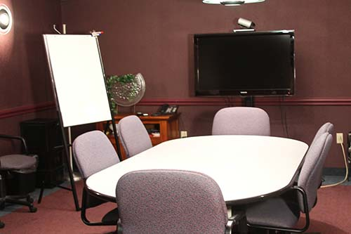 meeting rooms - videoconference