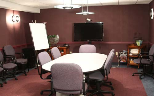 Virtual Office Centers - conference room