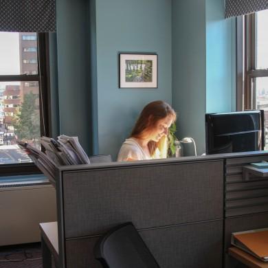 Corner Office - Blair