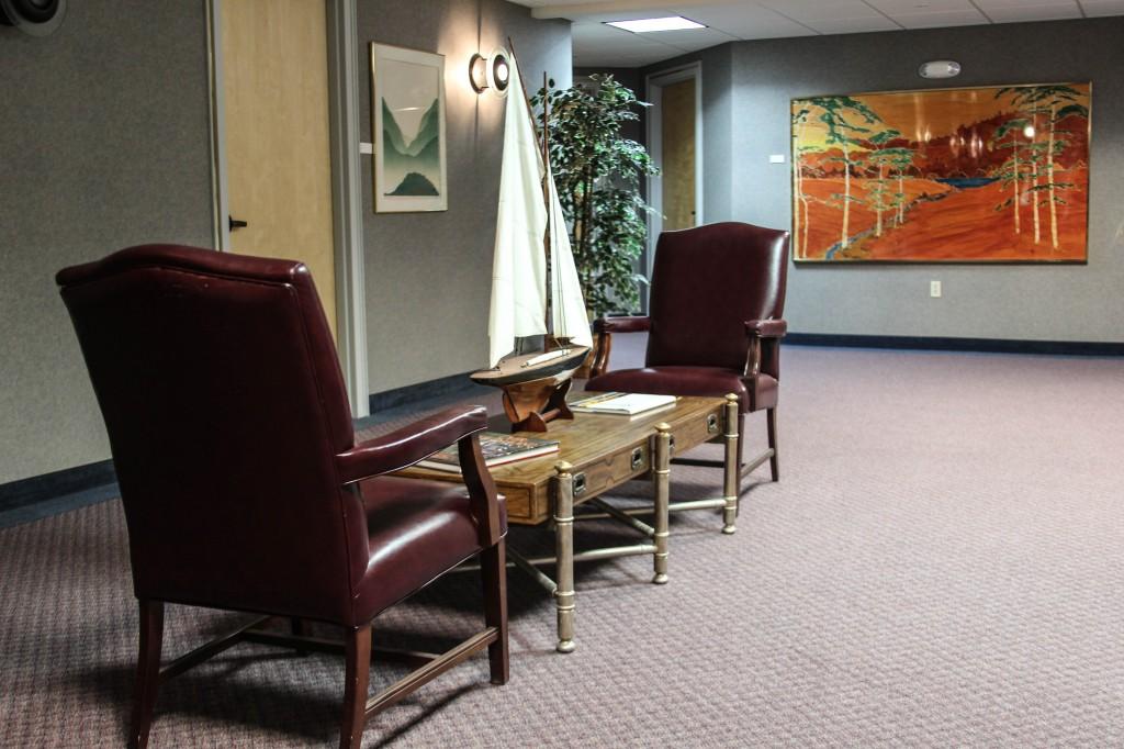Lobby 6th Floor