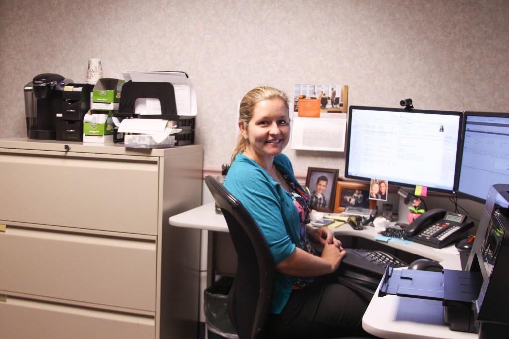 Office Desk - Claire