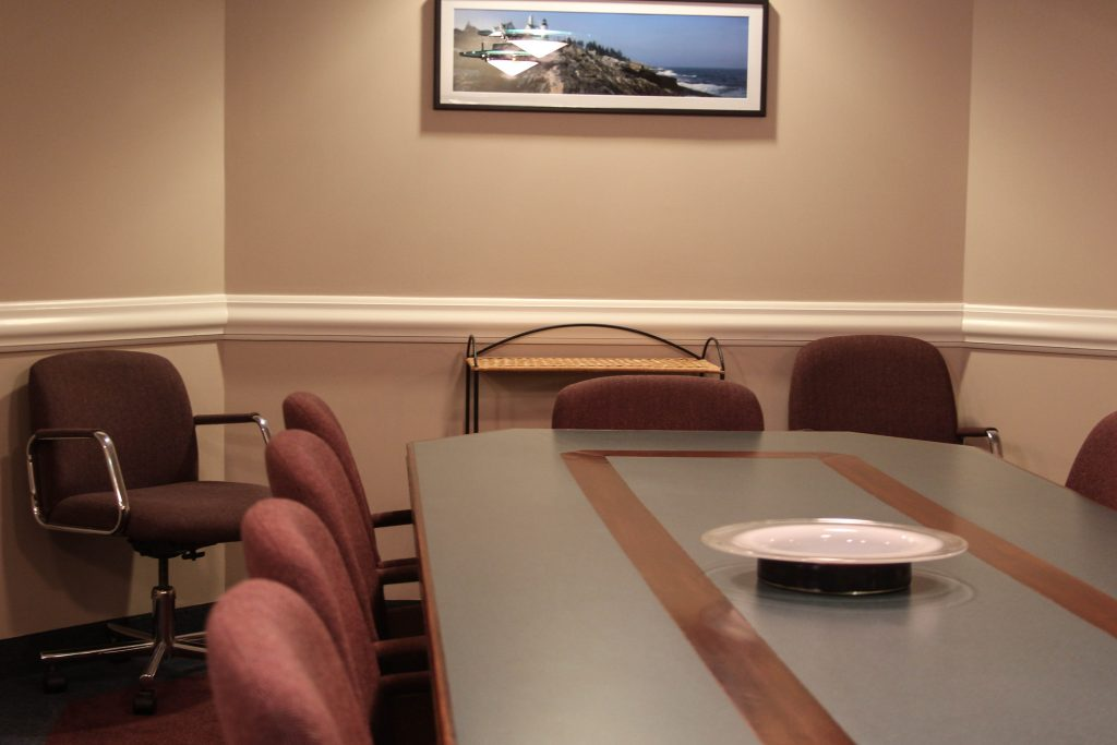 Conference Rooms & Meeting Spaces